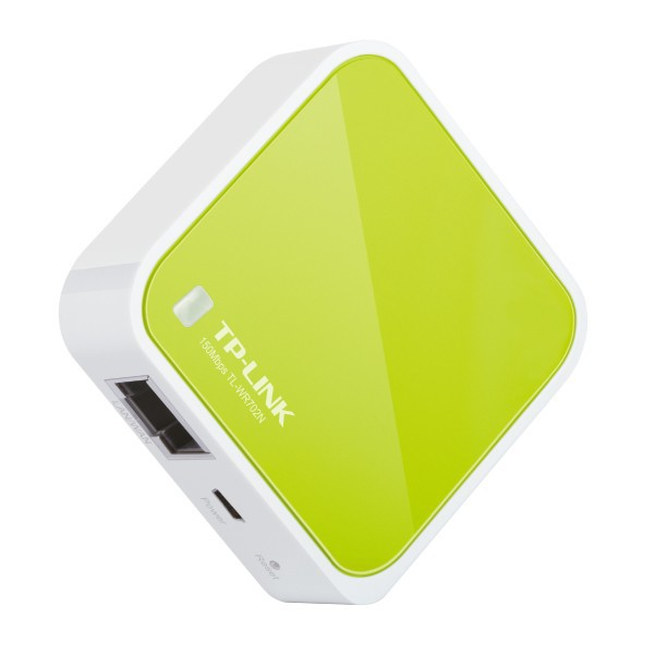 TP-Link TL-WR702N 150Mbps Nano WiFi Wireless Router English Firmware (only support v1.0)