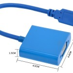 USB 3.0 to VGA Converter Adapter