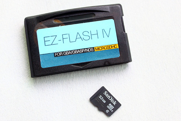 How to Install EZ Flash iV Card / How to Use EZFlash iV?