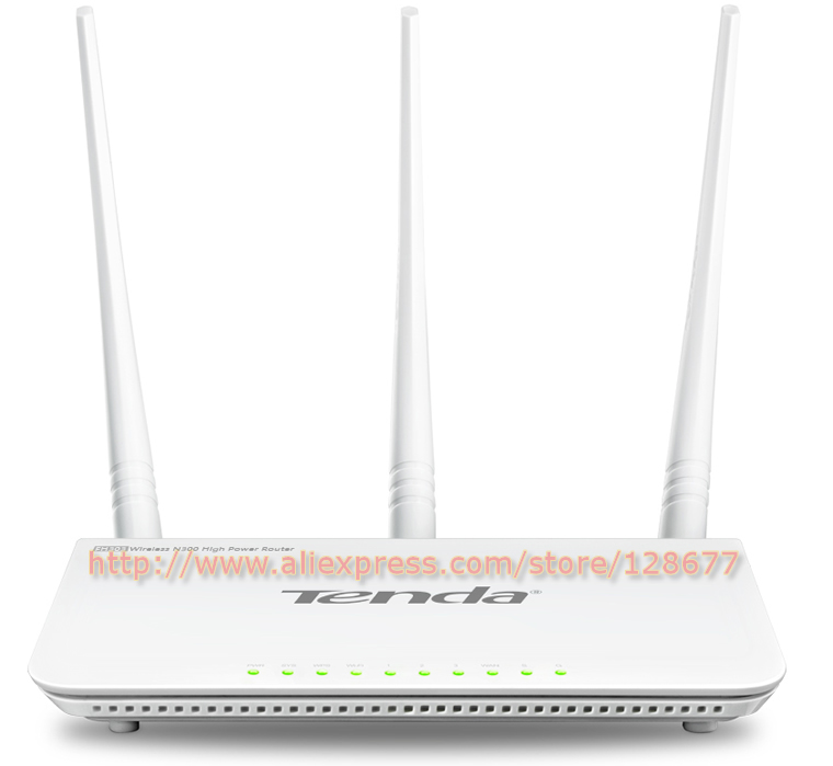 TENDA FH303 300Mbps Wireless WiFi Router V5.07.58 English Firmware Download