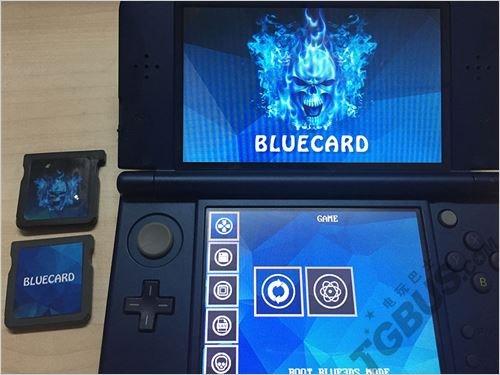 BLUE Card logo