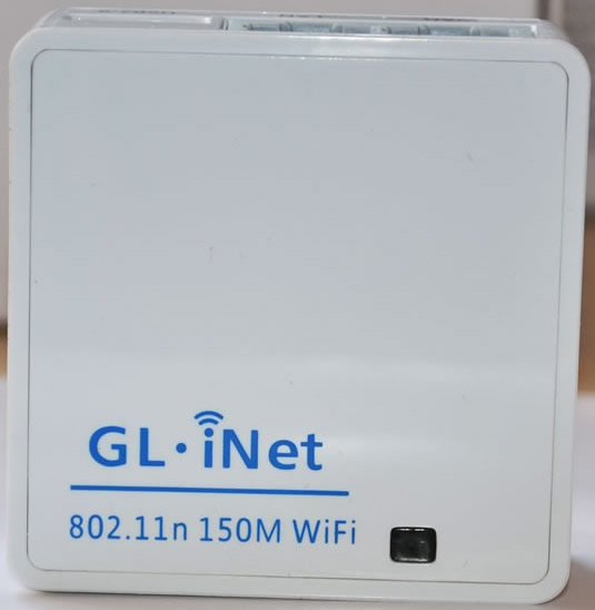 GL.iNet 6416A How to Set Up the Repeater Mode