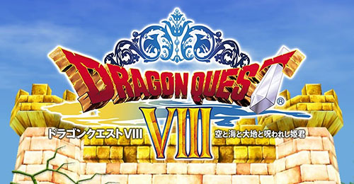 Square Enix Dragon Quest VIII is coming to the 3DS