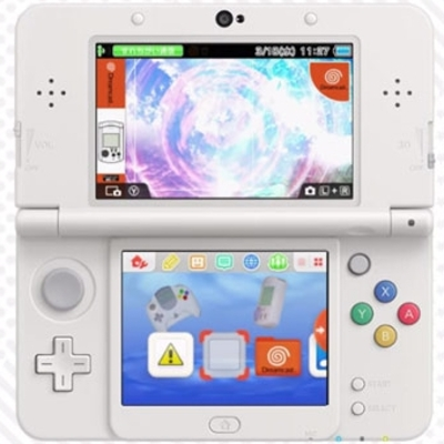 3DS Dreamcast Theme