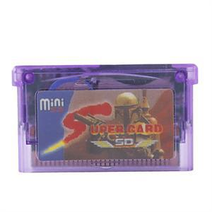 Supercard Mini SD GBA Flashcart Firmware V1.85 + Software v2.71 Download