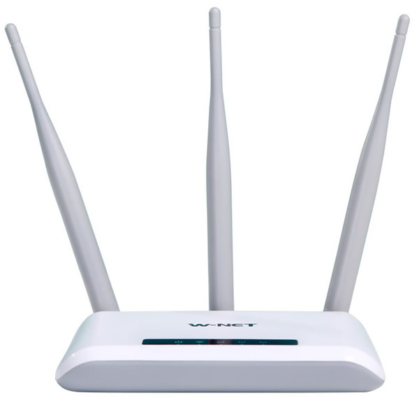 How to Set UP Repeater AP by W-Net U710 300Mbps WiFi Router + Video