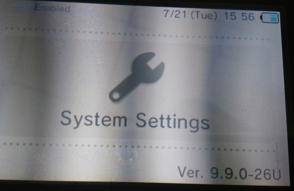 Which is the best 3DS flashcard for New 3ds xl 9.9 firmware?