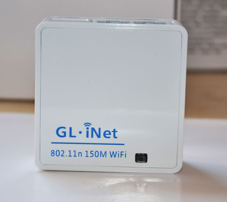 GL.iNet 6416A /6408A Mini WiFi Router v2.10 Openwrt Firmware download