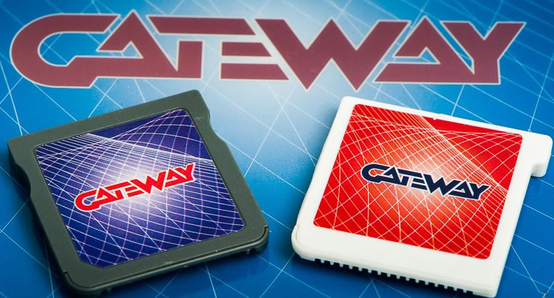 Gateway Ultra v3.5 released, support Cheat code and emunand 10.3 for Old 3DS