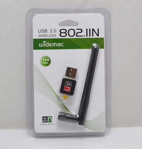 RALINK RT5370 with Antenna 150Mbps USB WiFi Adapter Driver Download for Windows 7/8