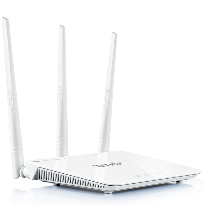 Tenda F303 300Mbps Wireless Router V5.07.58 ENGLISH Firmware Download