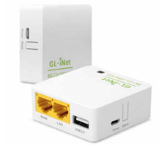 GL.iNet 6416 Mini WiFi Router Latest OPENWRT firmware Download