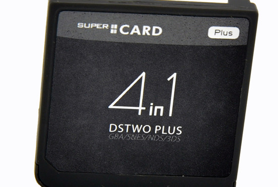 DSTWO PLUS 4in1 Gateway 3DS Plugin v1.0 download