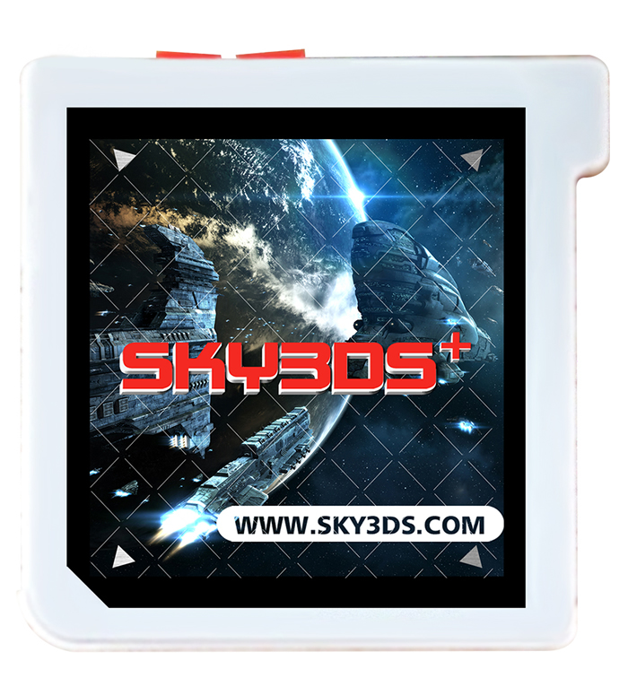 How to play 3DS Games with Sky3DS+ / SKY3DS Plus?