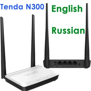 Tenda N300 v2 ENGLISH USER Manual Download (pdf)