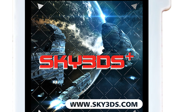 SKY3DS + Plus V110 firmware install Instructions
