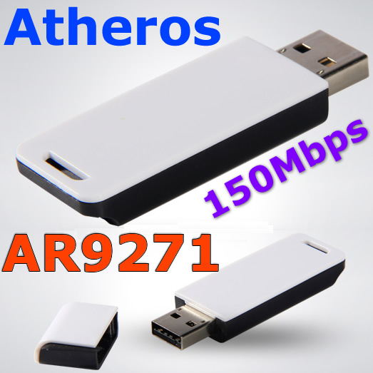 Atheros AR9271 USB WiFi Adapter Driver Download for Windows 7/ 8