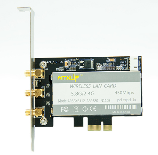 Atheros AR9380 AR5BXB12 PCI-E WiFi Adapter Driver Download