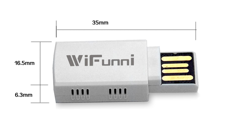 WiFunni VN9271 WiFi USB Adapter Driver Download