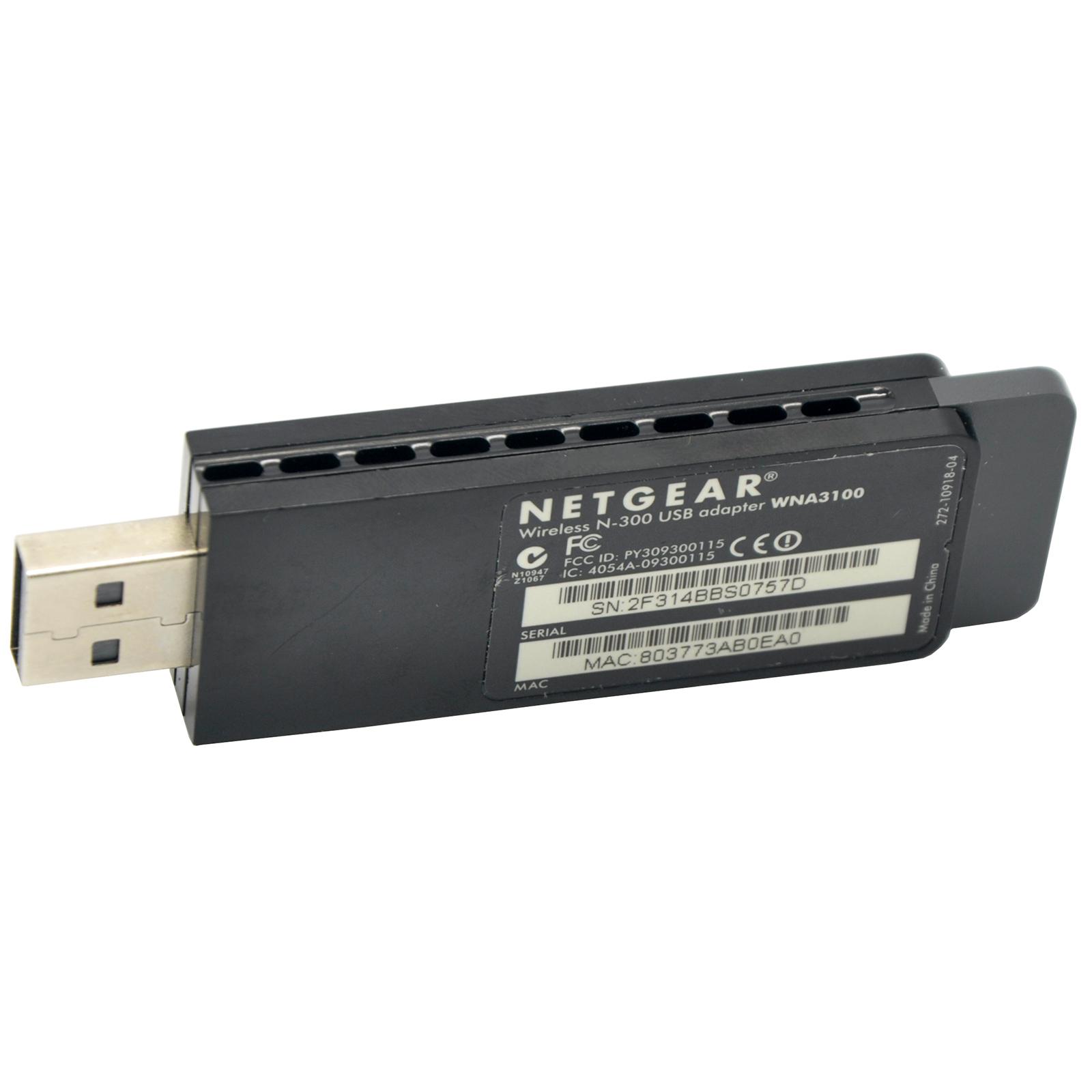 netgear wna3100 driver download windows 10