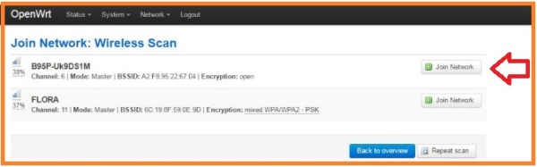 OpenWrt-Client-Router-WISP-Configuration